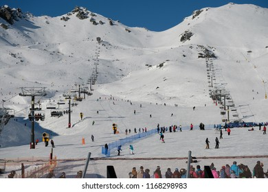 The Remarkable Ski Area New Zealand opening for Skiing in July 2018