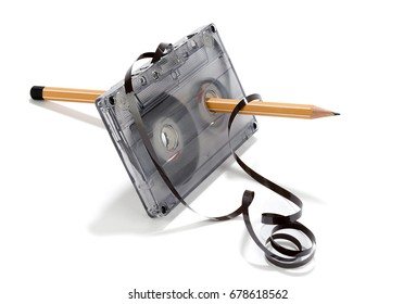 Remember This?  Mangled Tape