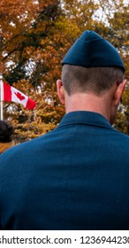 Remembrance Day Ceremony in Oakville