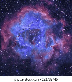 Remnant of the supernova explosion.