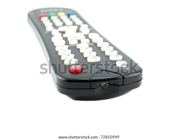 remote-console-tv-over-white-600w-728109