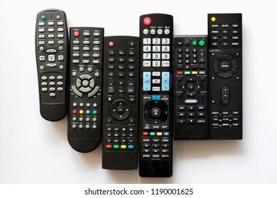 Remote controls multi