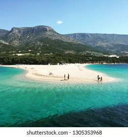 A remote Croatian paradise.  Relax on this beautiful beach and let your stress slip away!