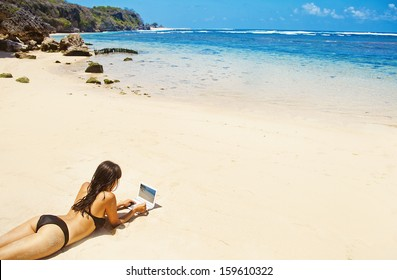 remote working concept