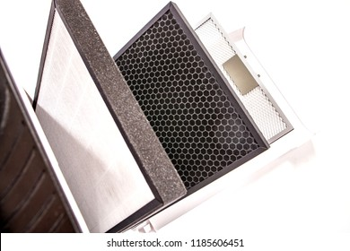 removable filters. Air purifier filters. Replacement of filters in the air conditioner.