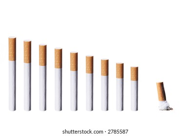 removing cigarettes consumption