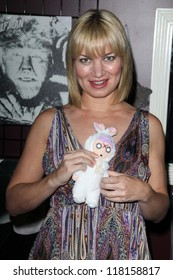 "Rena Riffel at ""The Victim"" Blu-Ray In-Store Signing, Dark Delicacies, Burbank, CA 09-18-12"