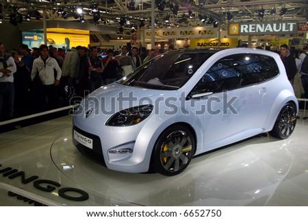 Renault Twingo Motorshow Bologna 2006 Stock Photo Edit Now 6652750
