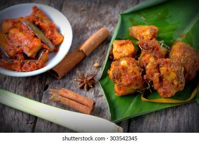 Download Hari Raya Eid Al-Fitr Food - rendang-served-malaysia-singapore-brunei-260nw-303542345  Pic_926239 .jpg