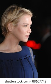 """Renee Zellweger at the world premiere of her new movie """"Leatherheads"""" at Grauman's Chinese Theatre. March 31, 2008  Los Angeles, CA Picture: Paul Smith / Featureflash"""