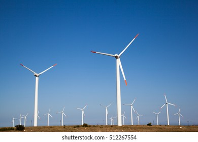 Renewable electric from windmills