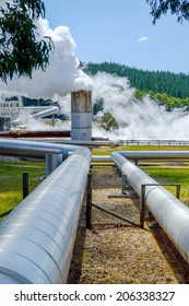 Renewable energy geothermal field