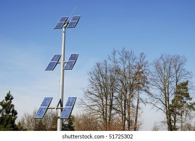 Renewable energy with photovoltaic technology
