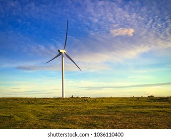 Renewables energy wind farm