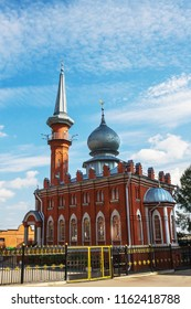 Renewed Cathedral mosque, Nizhny Novgorod, Russia