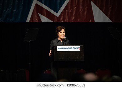 Reno, NV - June 23, 2018 - Jacky Rosen Speaking During Nevada State Democratic Convention