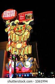 Reno Strip Circus Circus