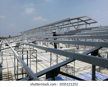 renovate roof structure