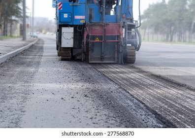 repair of asphalt