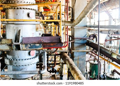 Repair of chemical process equipment of pipelines, pumps, tanks, heat exchangers, flanges and valves at the chemical, petrochemical, refinery.