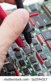 Repair a computer board