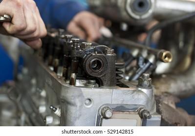 repair engine