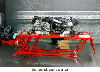 Scooter Parts Stock Photos, Images & Photography | Shutterstock