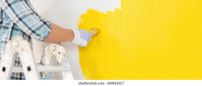 Painting Wall Images, Stock Photos & Vectors | Shutterstock