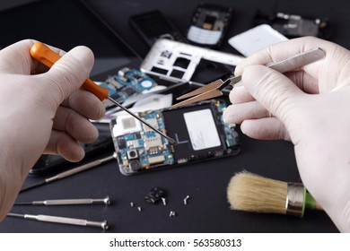 Repair Smart-phone and Tablet