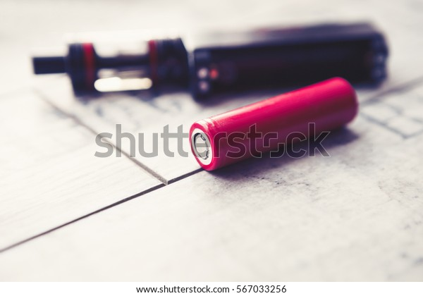 Repair Vaping Device Modupgrade Parts Modern Stock Photo