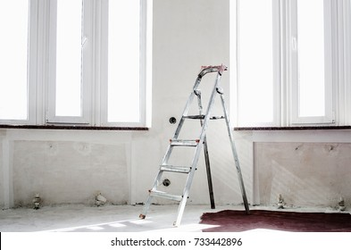 A Frame Ladder Images, Stock Photos & Vectors | Shutterstock