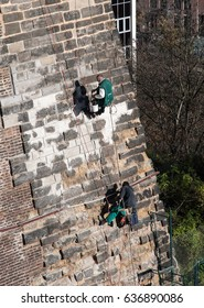 Repairing the ancient wall