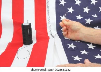 Repairing the Political Divide