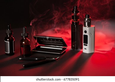 Repair,maintenance vaping device mod. Upgrade parts for modern vaporizer e-cig device,spare parts.