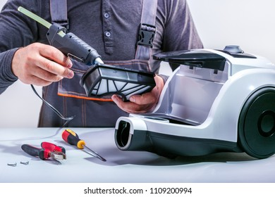 Small Vacuum Cleaner Images, Stock Photos & Vectors