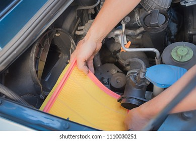 replacement of the interior air filter in the car - do it yourself