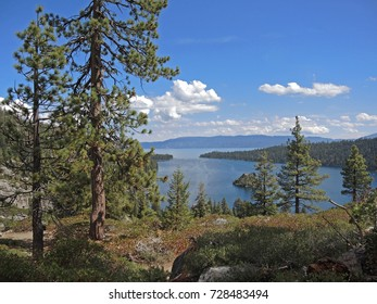Replete with beauty, Emerald Cove is perhaps the most scenic spot on Lake Tahoe.