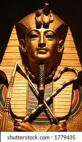 Replica of King Tut's Death Mask