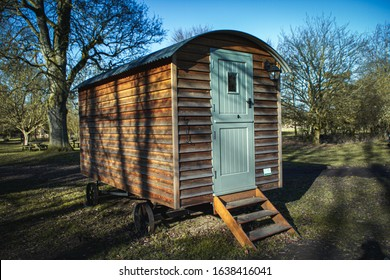 Replica of Old Shepherds Hut