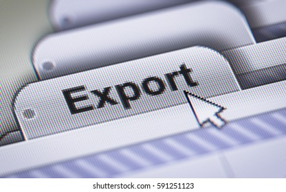 Report on the Export.