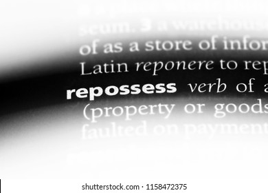 repossession images stock photos vectors shutterstock