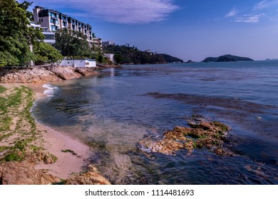 repulse bay beach seaside