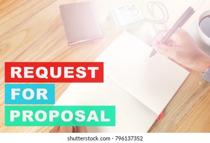 REQUEST FOR PROPOSAL CONCEPT.