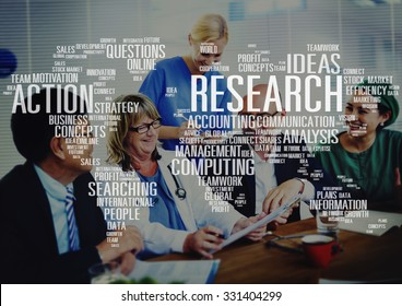 Research Data Information Cooperation Network Concept