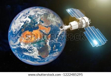 satellite research