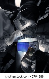Research,PHD, laboratory, science, technology, testing,doctor - chemistry - bio lab