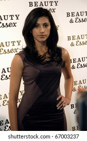 Reshma Shetty attends Beauty & Essex Red Carpet in downtown Manhattan,NY on December 10, 2010.