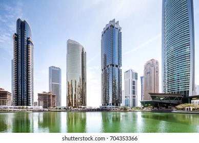 Residential apartments and offices in Dubai Jumeirah district