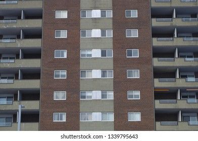 residential building modern apartment facade condominium architecture