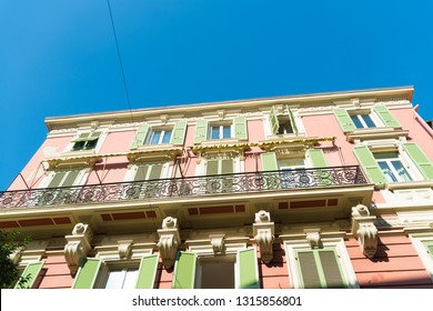 residential building in Monte Carlo